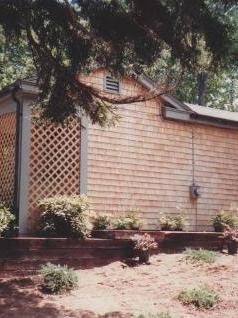 Garage Storage Building