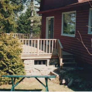 rebuilt deck