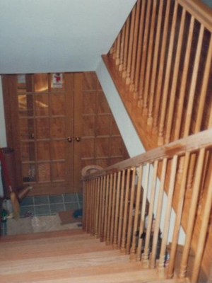 Oak Stair Railings Stairs