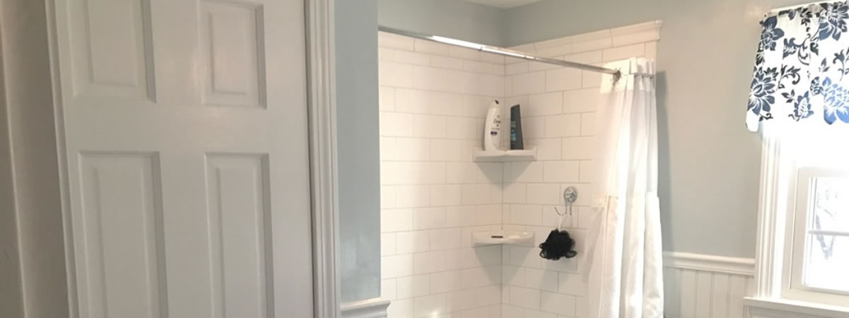 Tile Bathtub Bathroom Renovation