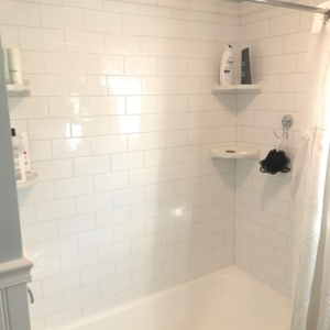 Bathroom Tub Tile