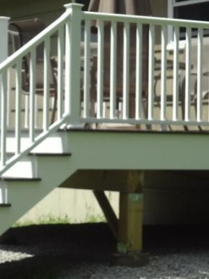 New Deck Azek