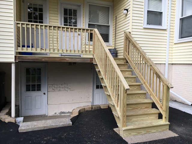 deck repair handyman services