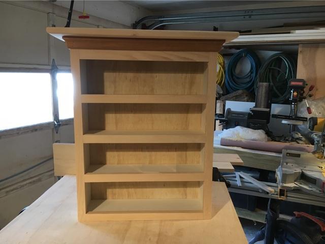 Shelf Custom Built