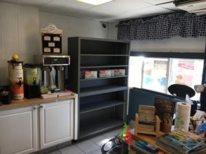 Custom adjustable shelves built by Handyman Repair Pro
